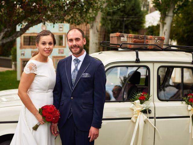 La boda de Jose y Eva en Castejon, Navarra 24
