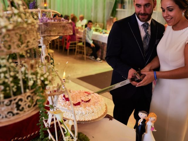 La boda de Jose y Eva en Castejon, Navarra 27