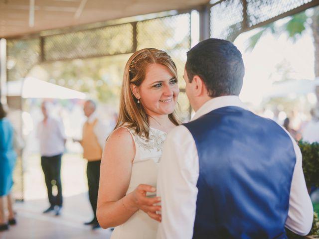 La boda de José Antonio y Virginia en Cartagena, Murcia 1
