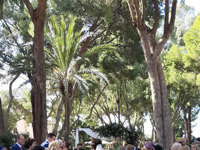 La boda de Carlos y Myriam en Partida San Juan, Alicante 3