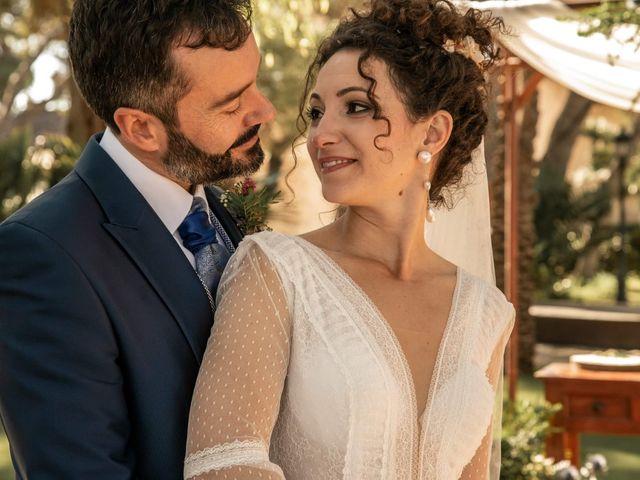 La boda de Carlos y Myriam en Partida San Juan, Alicante 1