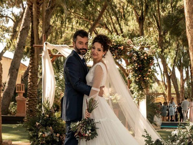 La boda de Carlos y Myriam en Partida San Juan, Alicante 2