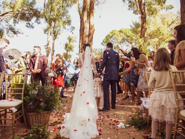 La boda de Carlos y Myriam en Partida San Juan, Alicante 6