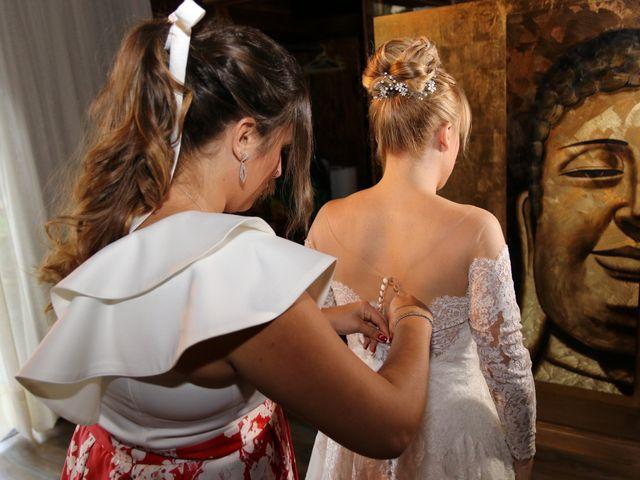 La boda de Salva y Carla en L' Ènova, Valencia 3