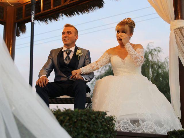 La boda de Salva y Carla en L' Ènova, Valencia 9