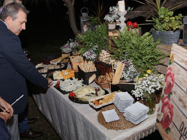 La boda de Salva y Carla en L' Ènova, Valencia 14