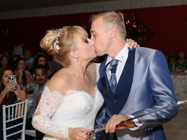 La boda de Carla y Salva