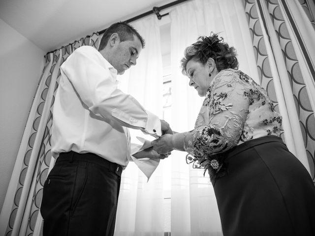 La boda de Alvaro y Zaida en Maqueda, Toledo 1