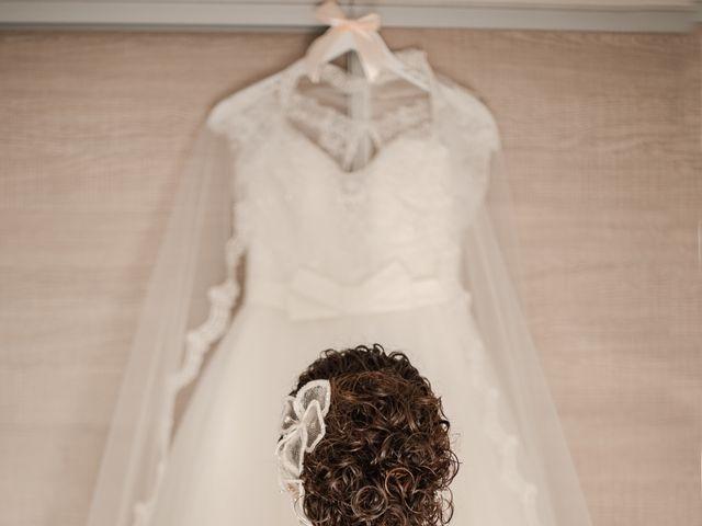 La boda de Alvaro y Zaida en Maqueda, Toledo 8