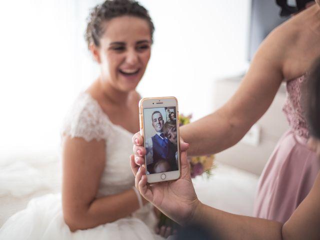 La boda de Alvaro y Zaida en Maqueda, Toledo 10