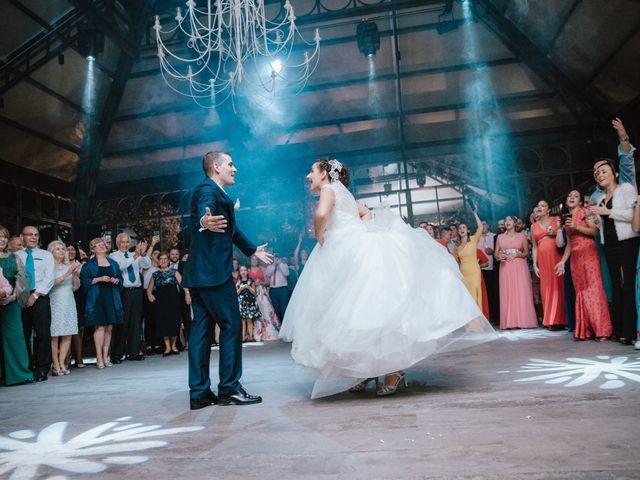 La boda de Alvaro y Zaida en Maqueda, Toledo 25