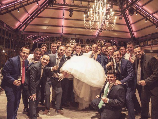 La boda de Alvaro y Zaida en Maqueda, Toledo 26