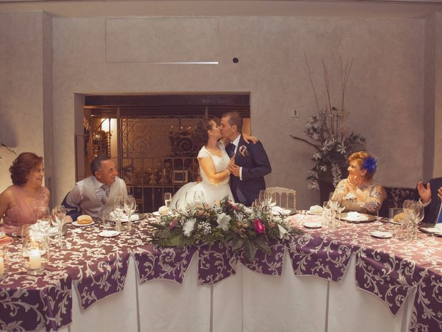 La boda de Alvaro y Zaida en Maqueda, Toledo 27