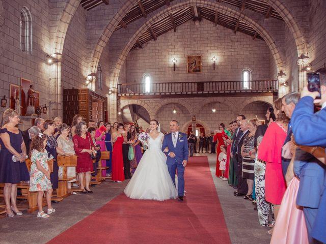 La boda de Alvaro y Zaida en Maqueda, Toledo 22