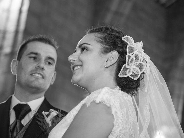 La boda de Alvaro y Zaida en Maqueda, Toledo 23