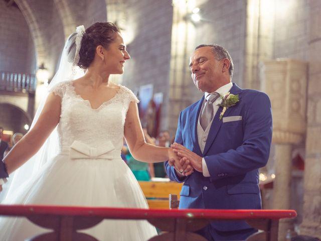 La boda de Alvaro y Zaida en Maqueda, Toledo 18