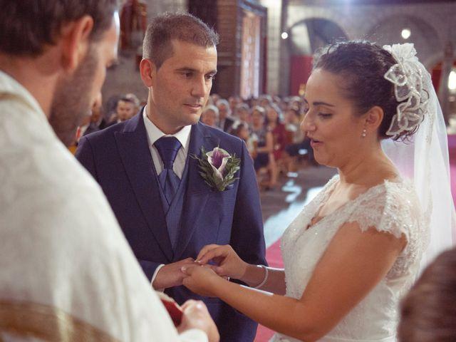 La boda de Alvaro y Zaida en Maqueda, Toledo 19