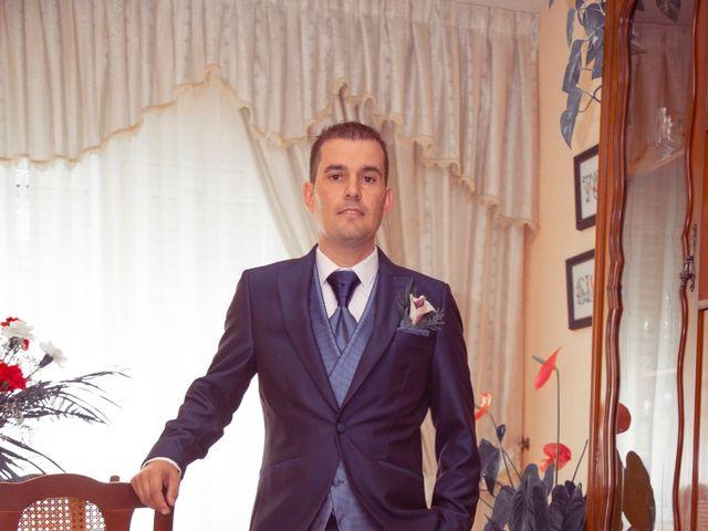 La boda de Alvaro y Zaida en Maqueda, Toledo 3