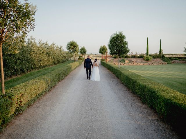 La boda de Marina y Joel