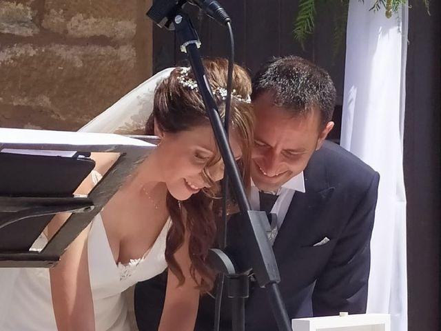 La boda de Manuel y Marta en Mora De Rubielos, Teruel 1