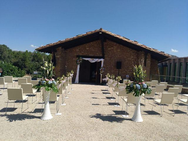 La boda de Manuel y Marta en Mora De Rubielos, Teruel 3