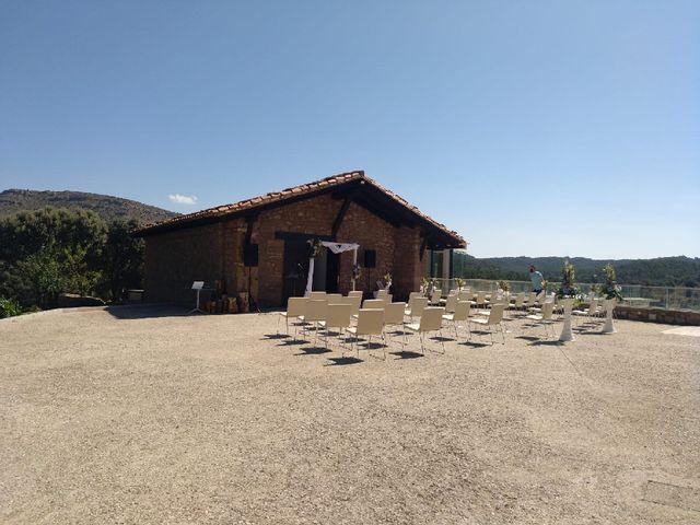 La boda de Manuel y Marta en Mora De Rubielos, Teruel 2