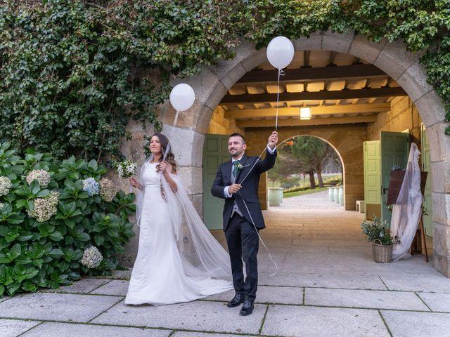 La boda de Ana y J. Antonio