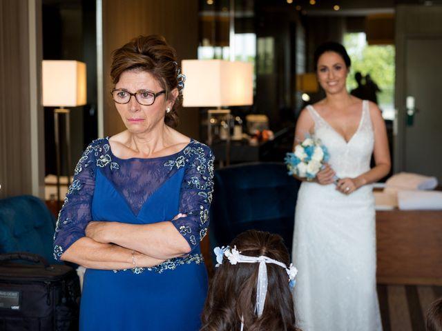 La boda de Jose y Silvia en Algete, Madrid 12