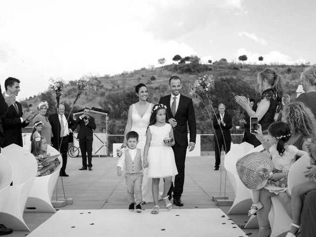 La boda de Jose y Silvia en Algete, Madrid 14