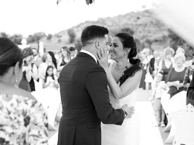 La boda de Jose y Silvia en Algete, Madrid 15