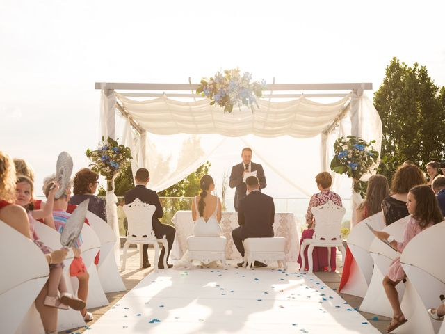 La boda de Jose y Silvia en Algete, Madrid 16