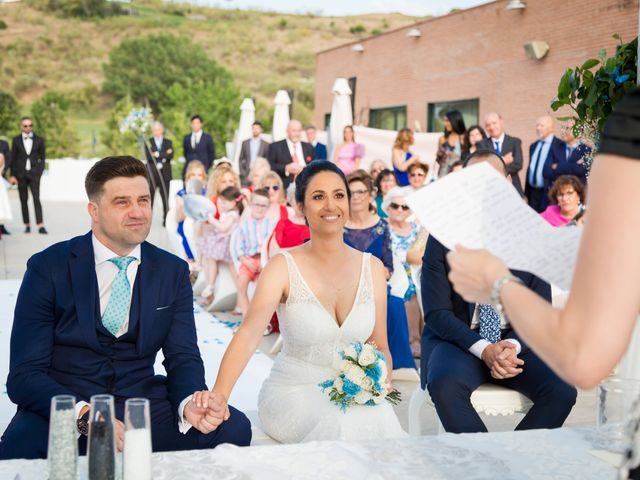 La boda de Jose y Silvia en Algete, Madrid 18