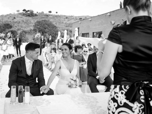 La boda de Jose y Silvia en Algete, Madrid 19