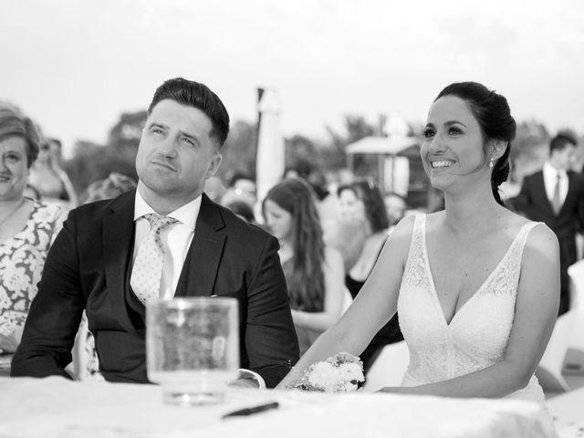 La boda de Jose y Silvia en Algete, Madrid 20