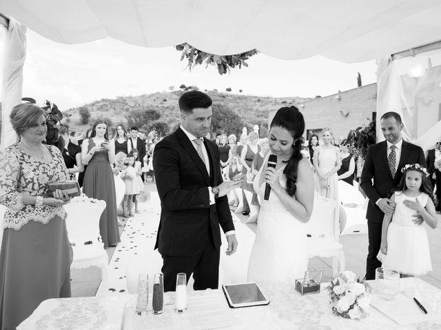 La boda de Jose y Silvia en Algete, Madrid 21
