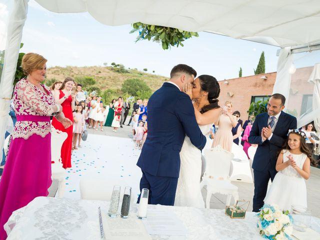 La boda de Jose y Silvia en Algete, Madrid 22