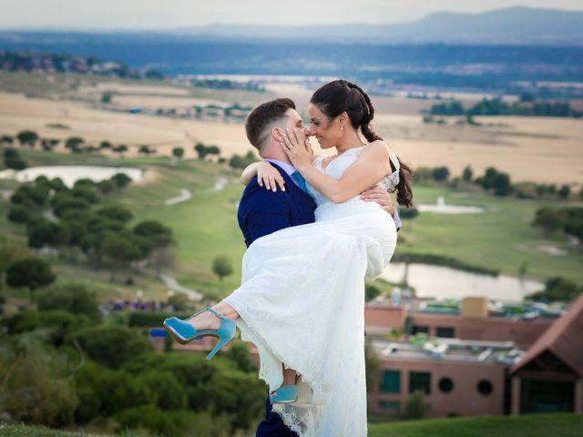 La boda de Jose y Silvia en Algete, Madrid 27
