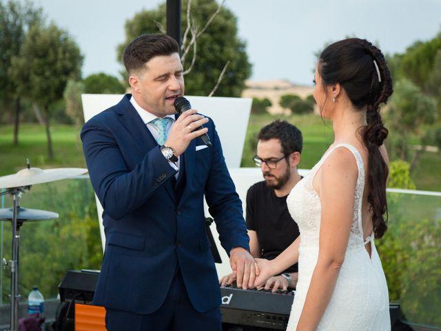La boda de Jose y Silvia en Algete, Madrid 28