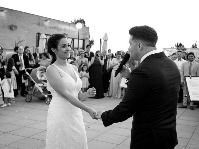 La boda de Jose y Silvia en Algete, Madrid 29