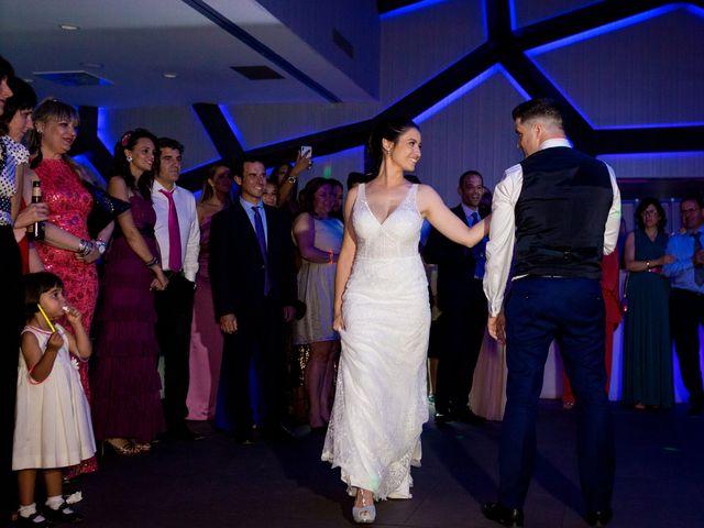 La boda de Jose y Silvia en Algete, Madrid 31