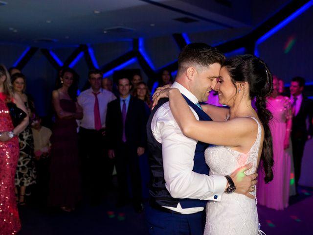 La boda de Jose y Silvia en Algete, Madrid 32