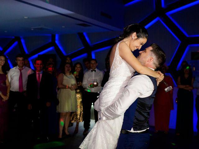 La boda de Jose y Silvia en Algete, Madrid 34