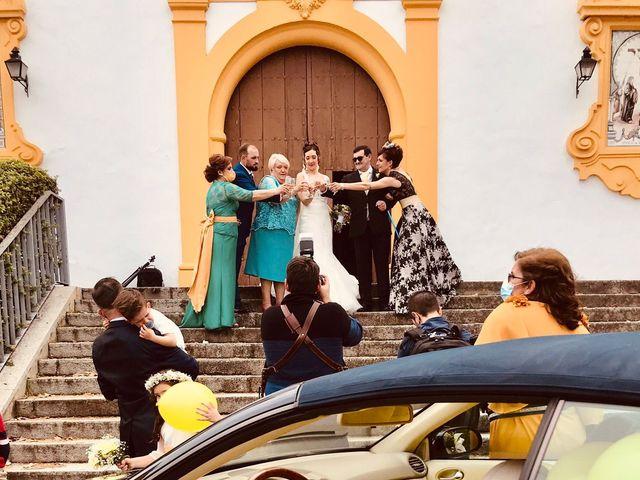 La boda de Rafael y María de las Mercedes en Córdoba, Córdoba 1