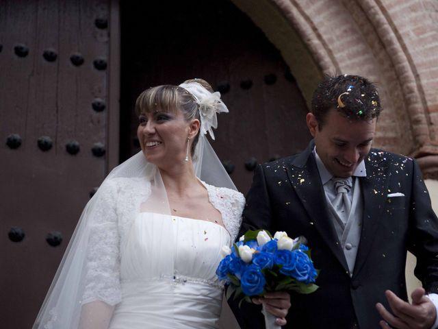 La boda de Fran y Shaila en Granada, Granada 1