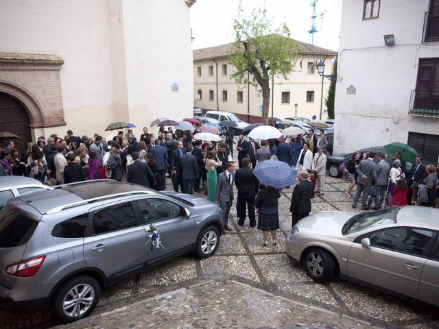 La boda de Fran y Shaila en Granada, Granada 5
