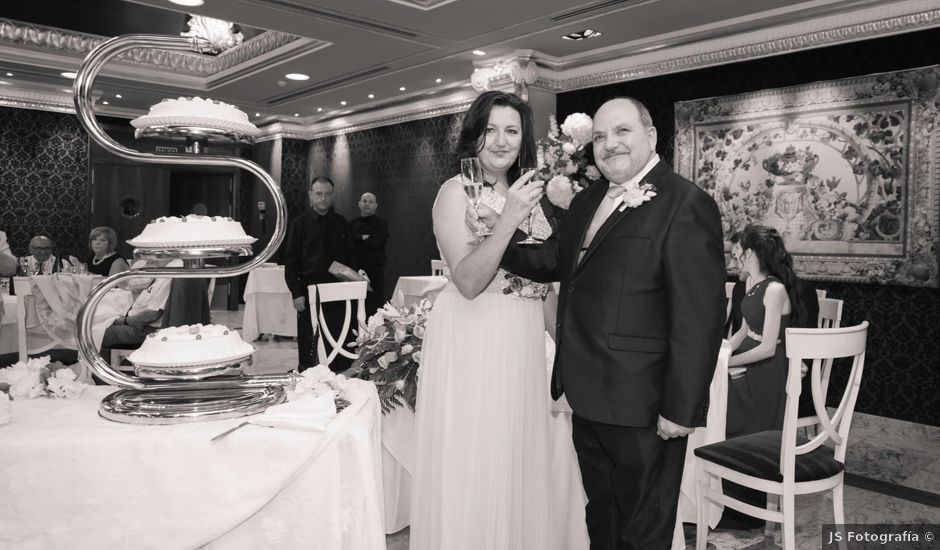 La boda de Javier y M. Paz en Albal, Valencia