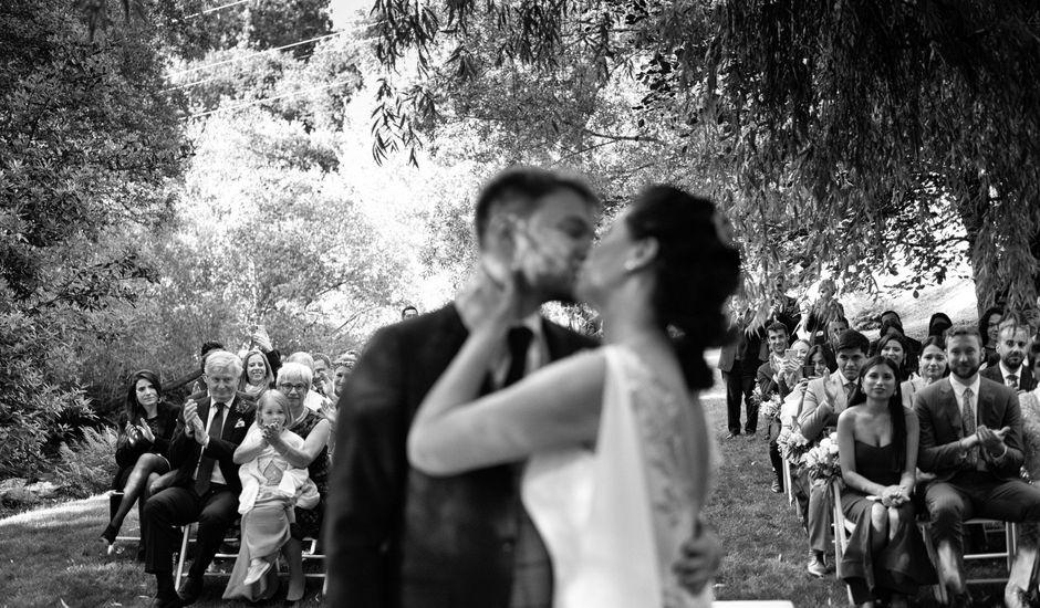La boda de Thomas Weimann y Mariana Segura en Santiago De Compostela, A Coruña