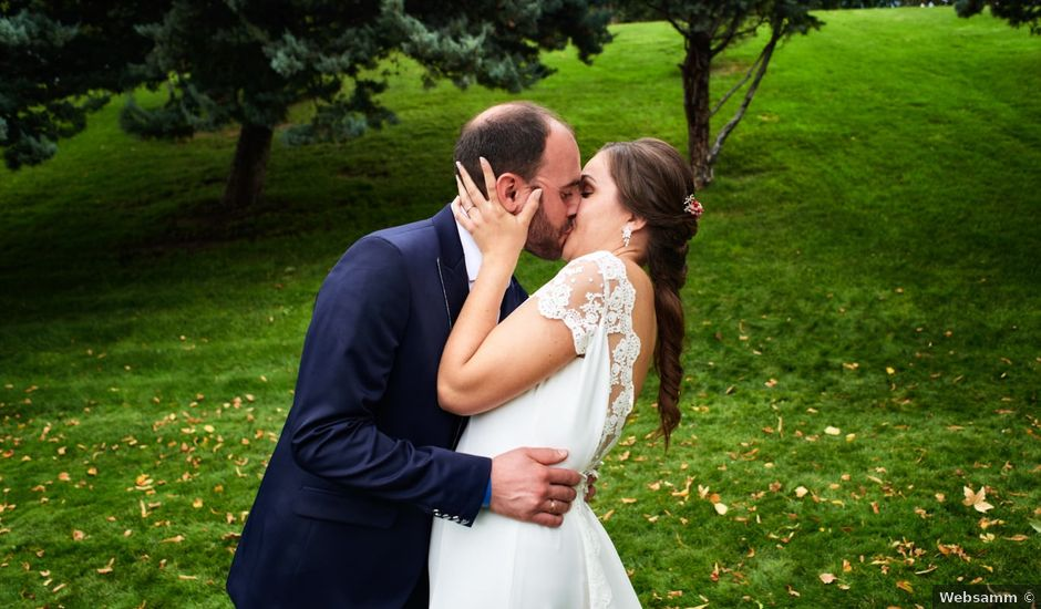 La boda de Jose y Eva en Castejon, Navarra