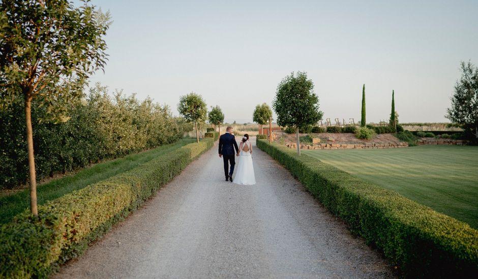 La boda de Joel y Marina en Lleida, Lleida