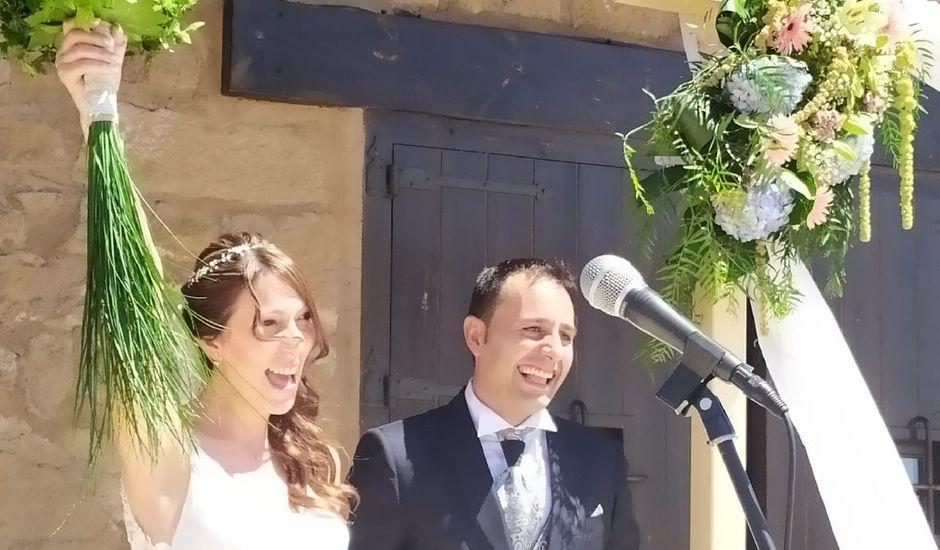 La boda de Manuel y Marta en Mora De Rubielos, Teruel